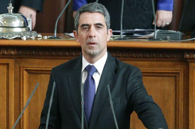 Президент Болгарии обвинилРФ вдестабилизации страны