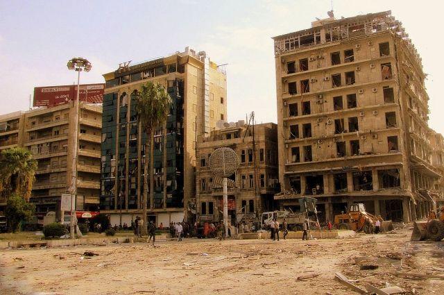Впроцессе гуманитарных пауз вАлеппо непоступала помощь— Госдеп США