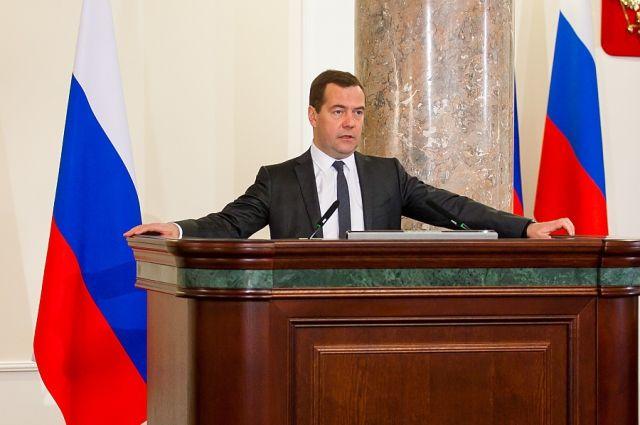 Инфляция в Российской Федерации под контролем— Медведев