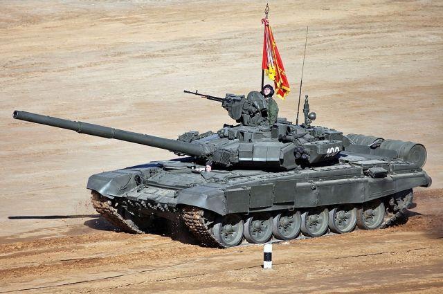 Русские танки значительно неменее крепкие, чем американские