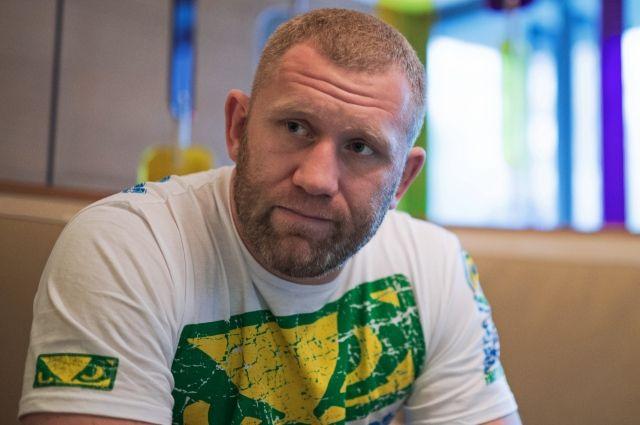 «Сергей не лицезрел удара, так сложились обстоятельства»— Тренер Харитонова