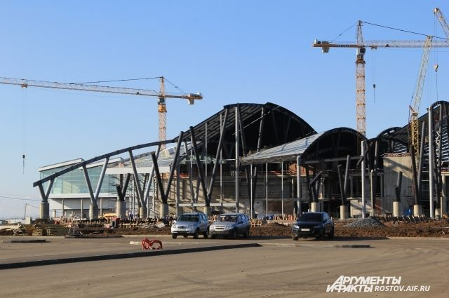 Авиасообщение ваэропорту «Платов» заработает зимой 2017г