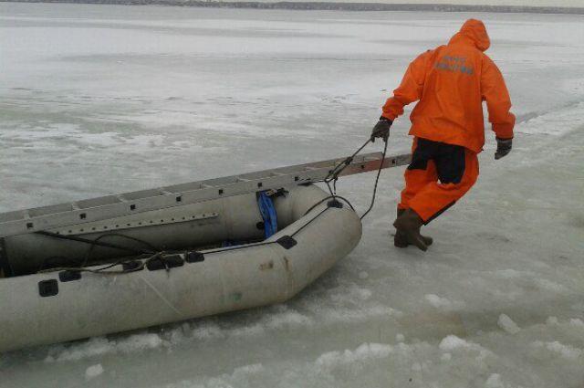 2-х рыбаков вЧелябинской области спас отсмерти неизвестный