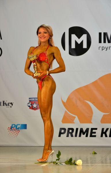 Ольга Светлова одержала победу среди женщин в номинации