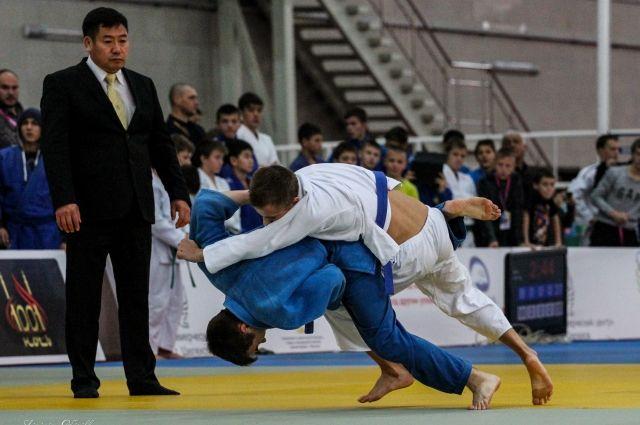 Шесть медалей завоевали дзюдоисты из Приангарья.