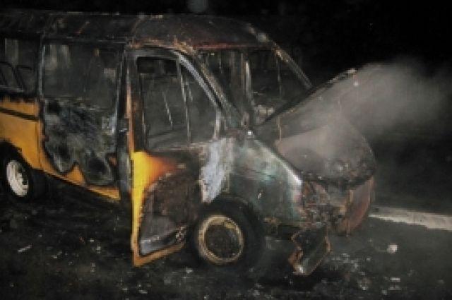 В огне никто не пострадал.