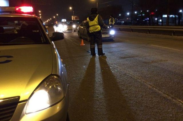 За 3 дня было выявлено 87 нетрезвых водителей.