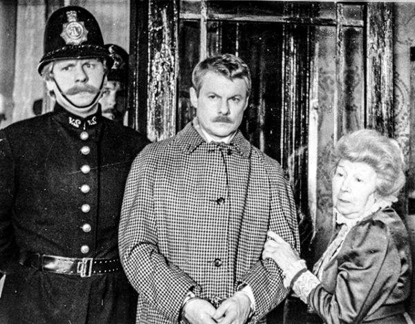 В роли миссис Хадсон в цикле советских телефильмов «Приключения Шерлока Холмса и доктора Ватсона»1979-1986 годов режиссёра Игоря Масленникова.