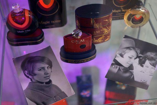 Или духи, изготовленные во второй половине ХХ века.