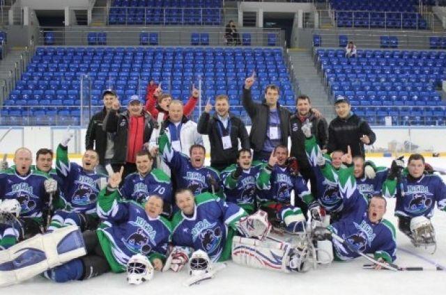 Ханты-Мансийск примет международный турнир последж-хоккею