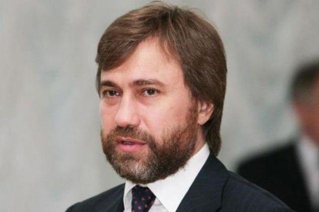 Новинский изменил дату приезда в государство Украину