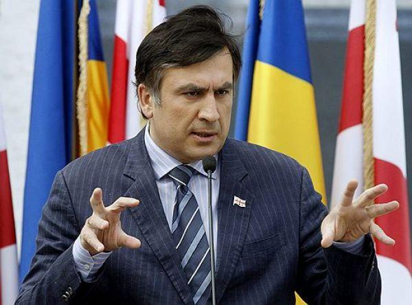 Наиболее часто, Саакашвили поднимал темы коррупционных скандалов в Одессе