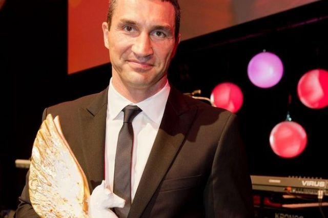 Владимира Кличко назвали «Спортсменом ссердцем»