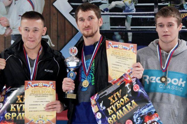 Омские бойцы выиграли «Кубок Ермака»