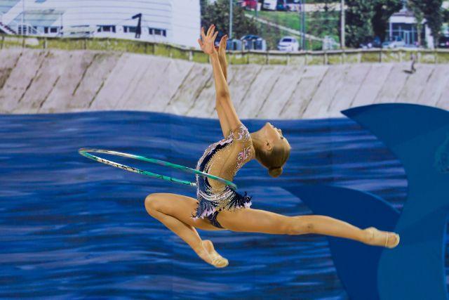 ВТуле стартовал турнир похудожественной гимнастике