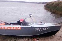Лодка спасателей