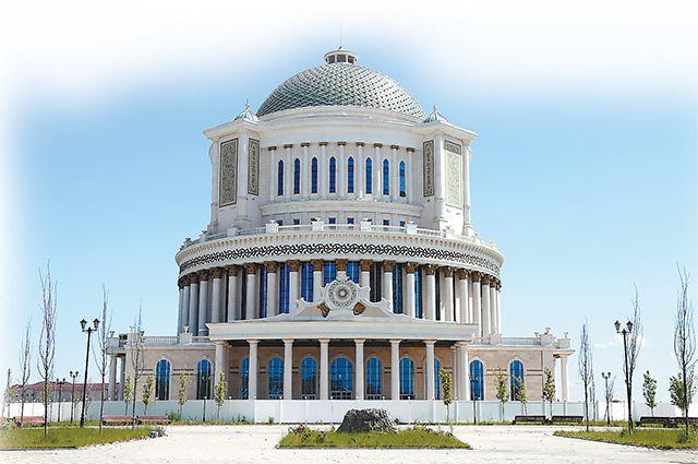 Султан Тагаев стал управляющим администрации главы и руководства Чечни