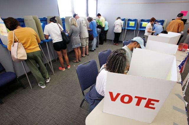 Неменее 41 млн американцев преждевременно проголосовали навыборах президента США