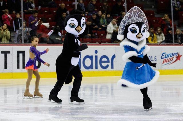 Уральцам посоветовали выбрать имена для пингвинов-фигуристов