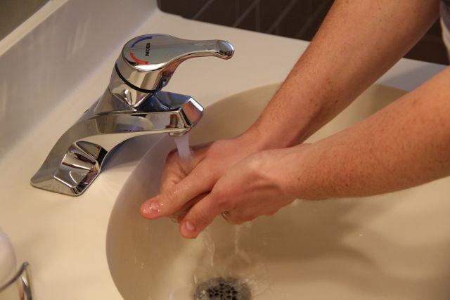Водоснабжение вернули в дома после аварии на сетях