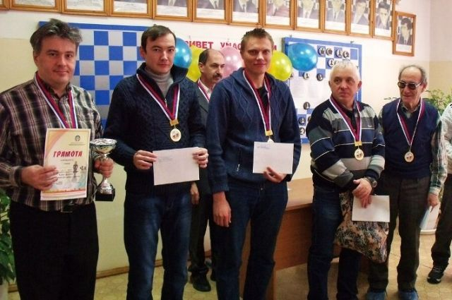 Победители командного первенства «МШФ».