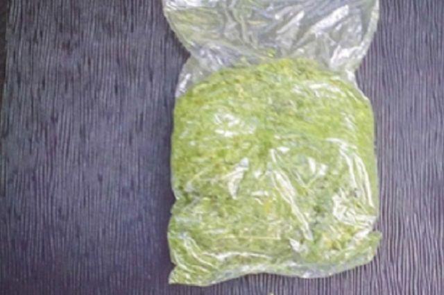 То, что изъятая смесь является наркотиком, подтвердила экспертиза.