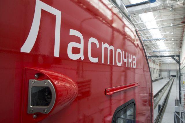 ВПодмосковье из-за сложностей сконтактной сетью остановлен поезд «Ласточка»