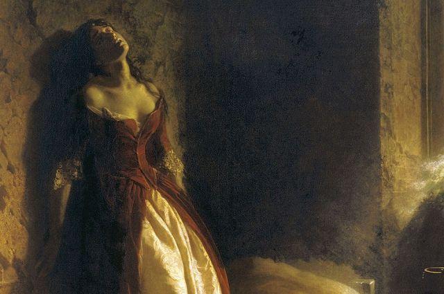 Эту картину называли жемчужиной коллекции генерала Селиверстова.