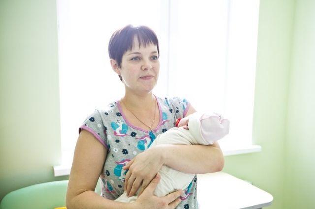 Первые пациентки нового перинатального центра уже выписаны домой, а современное учреждение уже ждёт новых малышей.