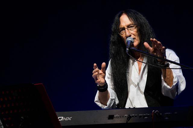 ВПетербурге отменён концерт основоположника рок-группы Uriah Heep Кена Хенсли