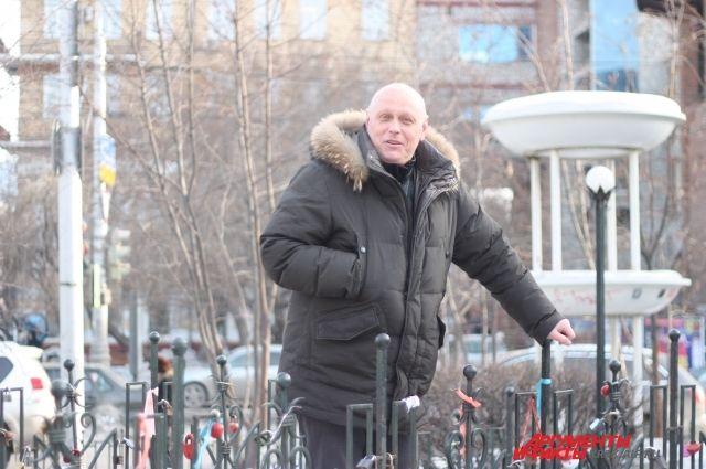 «Слово Григоренко обладает пронзительностью», - подчеркнул российский писатель и эссеист Владислав Отрошенко.