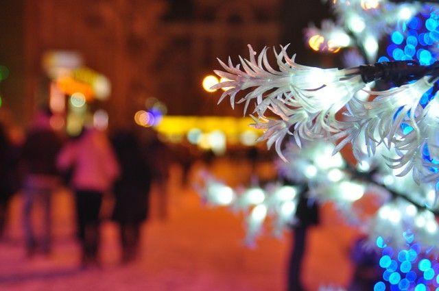 Новогодняя столица Российской Федерации: Тамбов