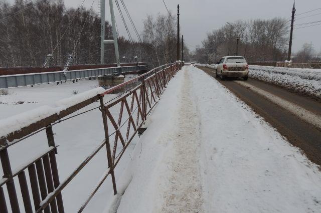 Сегодня в 12 часов ночи вЯрославле будет перекрыт мост через Которосль