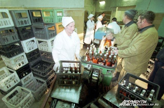 Кузбасского спирта в кузбасском алкоголе уже давно нет.