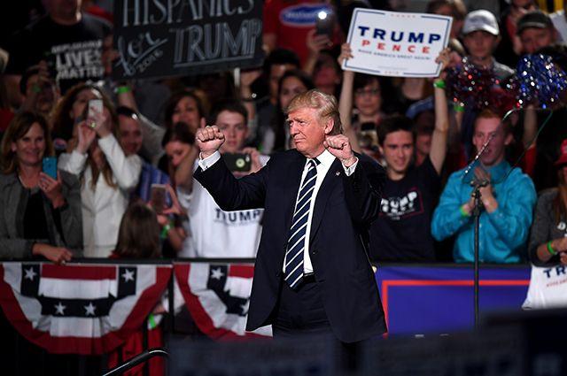 Трамп обвалил фондовую биржу США сильнее, чем 11сентября