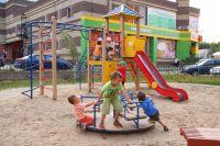 Благоустройство детских площадок в 2016 году – один из самых важных приоритетов городской политики.
