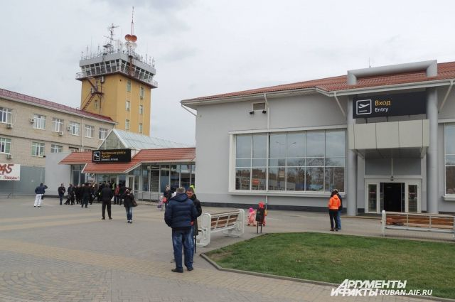 Самолет изКраснодара вПетербург вылетел с14-часовой задержкой