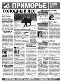 АиФ Приморье №45