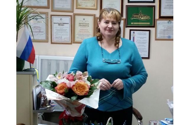 Директор Центра реабилитации детей и подростков с ограниченными возможностями «Олеся» Людмила Кожевникова.