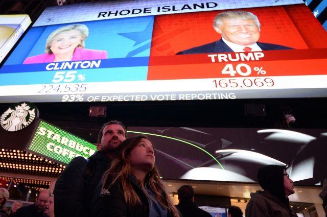 Победа Трампа даёт надежду наперезагрузку американо-российских отношений— Тюльпанов