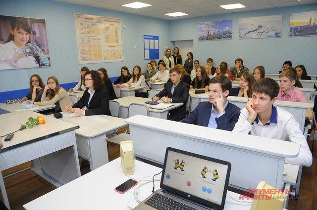 Технический вуз Омска развивает инновационные технологии.