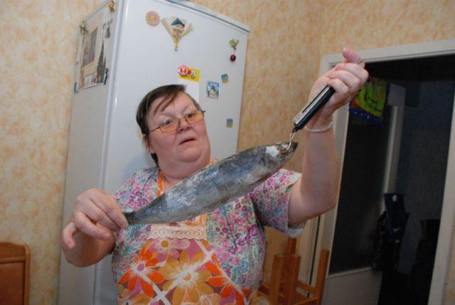 Говорят, рыба гниёт с головы... А дорожает откуда?