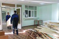 Здания и медицинское оборудования  в крае находятся в плачевном состоянии.