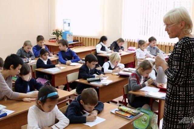 Лучших педагогов определяли в четырех номинациях.