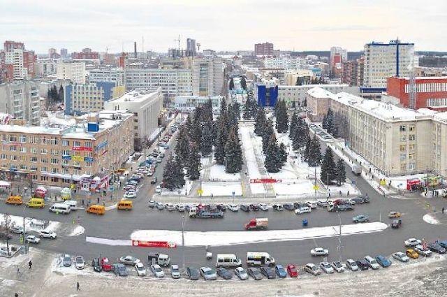 С проспекта Ленина исчезнут рекламные щиты и многочисленные киоски.