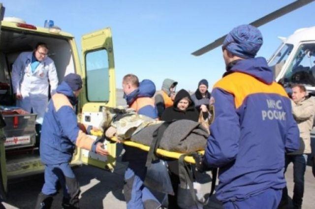 Спасатели достали тело из коллектора