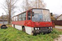Возможно, этот автобус - старейший из уцелевших в своем роде.
