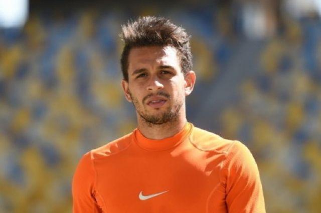 «Шахтер» отправил игрока в«Сан-Паулу»