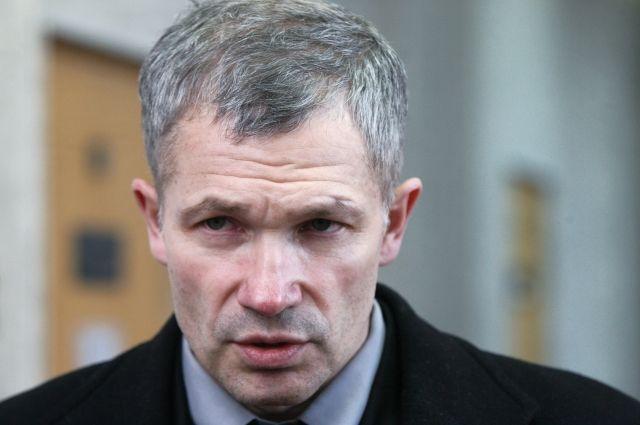 Суд поиску олишении Трунова адвокатского статуса назначен на16ноября
