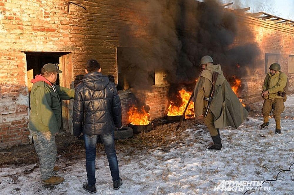 Площадкой в Иркутске стал гарнизон Пивоварихи.